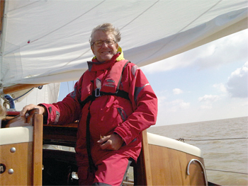 James Tomlinson Samingo Sailing