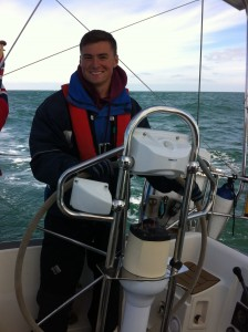 And at the helm...