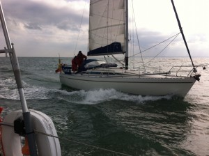 'Caveat' heading for Ramsgate