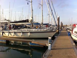 'Talisker 1' Ramsgate marina