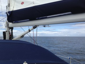 Orkney Visible to starboard in the approaches to Wick