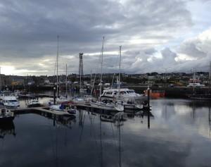 Wick Harbour and 'Talisker 1' safe arrivals
