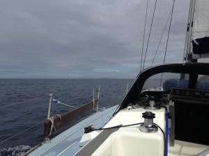 Southern end of Shetland