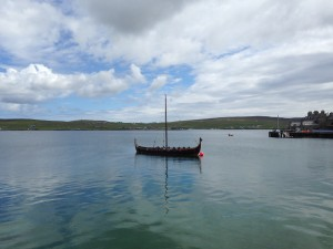 A replica of Shetland history