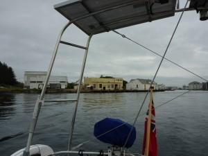 Leaving Haugusund