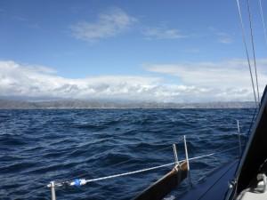 The coastline is fabulous.. On passage Ergusund to Hidra Island