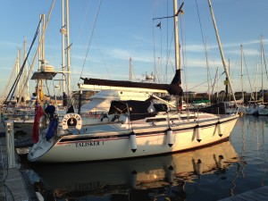 Cuxhaven Berth