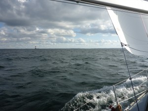 Kiel approaches
