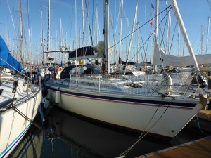 Our berth