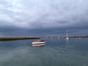 Titchmarsh Marina approaches