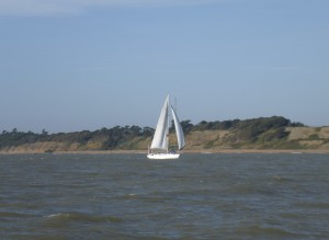 'Tuesday' off Bawdsey