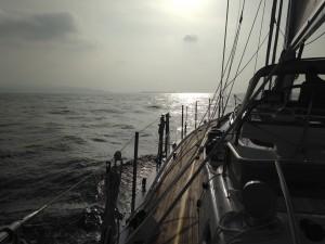 0935 Tarifa approaches