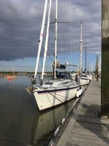 'Talisker 1' Brightlingsea Harbour