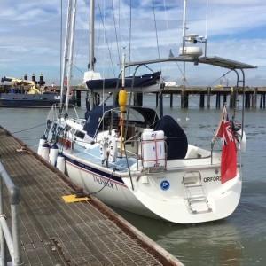 'Talisker 1' Halfpenny Pier Harwich