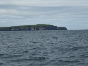 The NE tip Scotland. Duncansby Head.