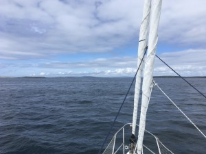 Scapa Flow ahead