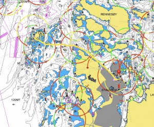 Kvitsoy Island to Stavanger 20th July 13.2 NM