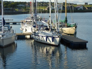 'Talisker 1' & 'Endeavor' Stromness Harbour
