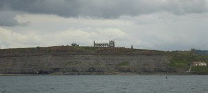 Passing Whitby
