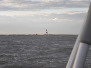 Orford Ness Lighthouse ... still there .. JUST